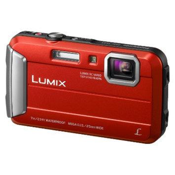 Panasonic Lumix DMC-TS25R 16.1MP Digital Camera with 4X Optical Zoom -
