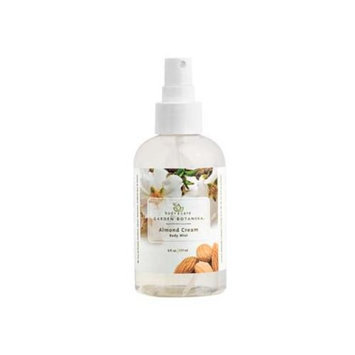 Almond Cream Body Mist Garden Botanika 6 oz Liquid