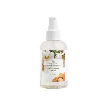 Almond Cream Body Mist Garden Botanika 6 oz Liquid