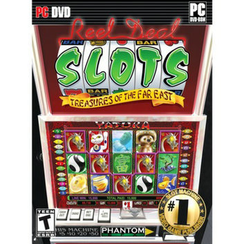 Phantom EFX Reel Deal Slots: Treasures of the Far East (PC Games)