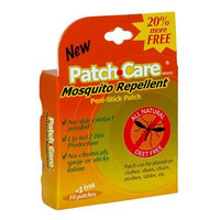 Optics Laboratory Patch Care Mosquito Repellent, Peel-Stick Patch, 12 patches