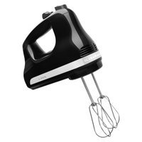 KitchenAid 5-Speed Hand Mixer - Onyx Black KHM512