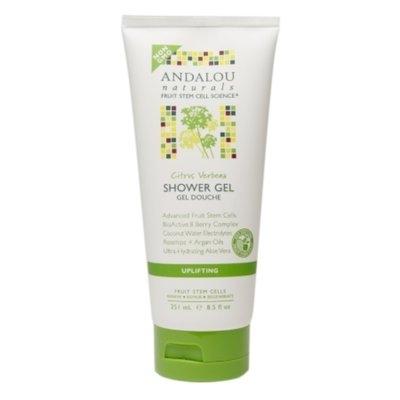Andalou Naturals Shower Gel, Citrus Verbena, 8.5 fl oz