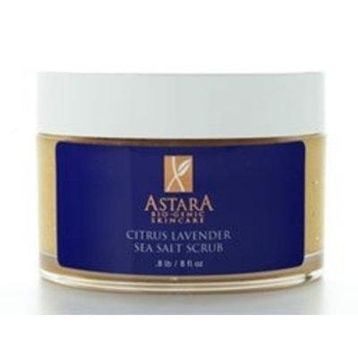 Astara Citrus Lavender Sea Salt Scrub, 8 Fluid Ounce