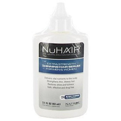 NuHair® Thinning Hair Serum for Men and Women 3.1oz - Pack of 2