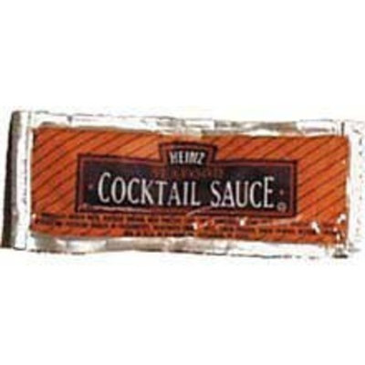 Heinz® Seafood Cocktail Sauce Single Serve