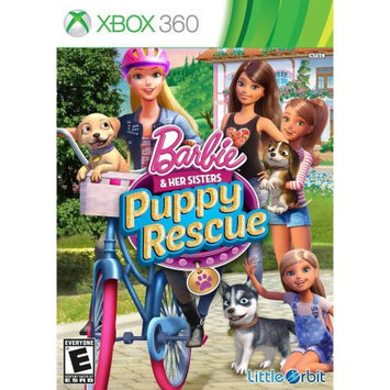 Little Orbit Barbie Puppy Rescue (Xbox 360) - Pre-Owned
