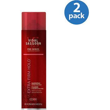 Vidal Sassoon Pro Series Extra Firm Hold Hairspray