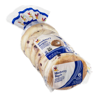 Ahold Blueberry Bagels