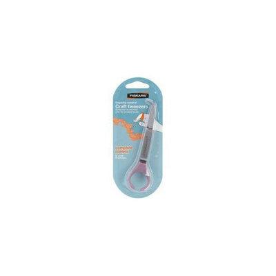 Fiskars 2353 Fingertip Control Craft Tweezers