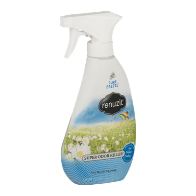 Renuzit Super Odor Killer Air Freshener Pure Breeze
