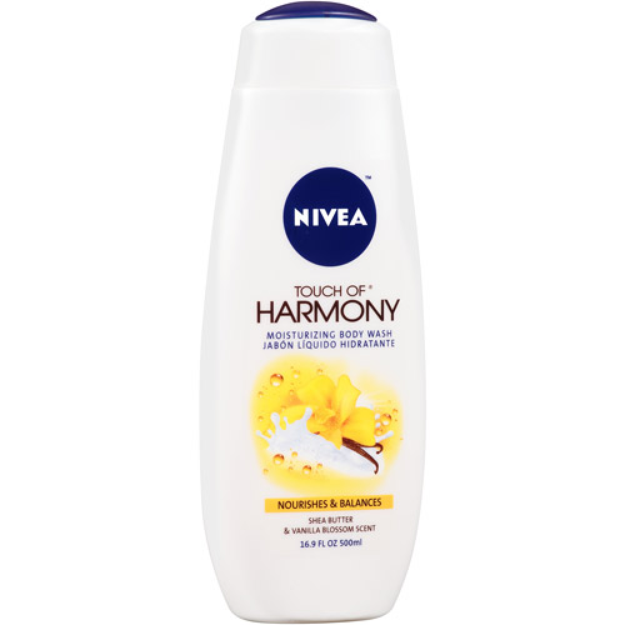 Nivea Body Wash Touch of Harmony Cream Oil Body Wash