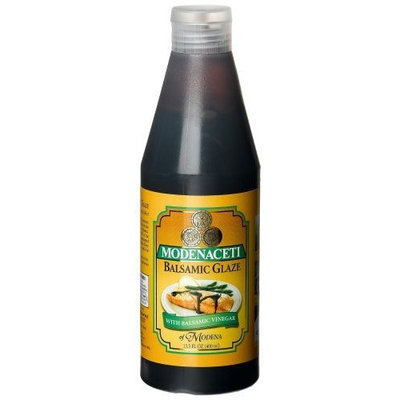 Modenaceti Balsamic Glaze, 13.5-Ounce Bottles (Pack of 3)