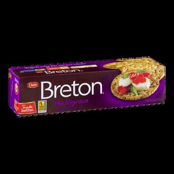 Breton Crackers Multigrain
