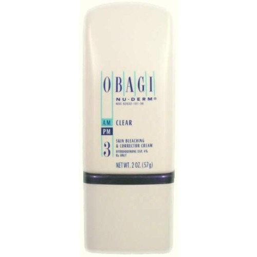 Obagi Medical Obagi Nu Derm Clear Fx Skin Brightening Cream 2 oz/57.g