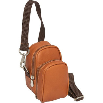 Piel Leather - Camera Bag 2501 - Saddle Leather