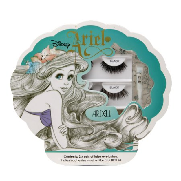 Disney Ariel Lash Kit with Free Adhesive