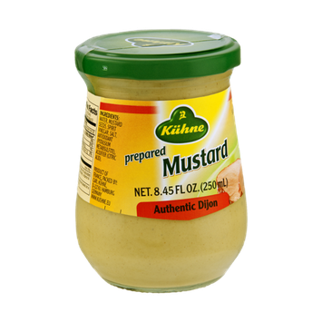 Kuhne Prepared Authentic Dijon Mustard