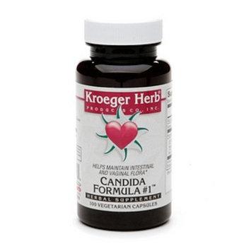 Kroeger Herb Candida Formula #1