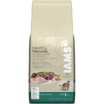 Iams™ Healthy Naturals™ Weight Management With Chicken Dry Cat Food