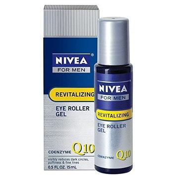NIVEA Men Q10 Revitalizing Eye Roller Gel
