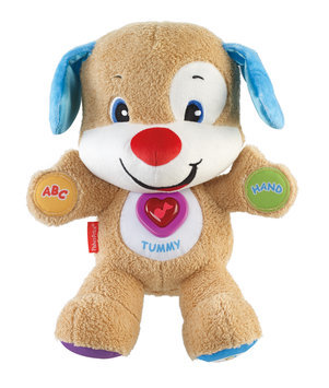 Rgc Redmond Fisher Price - Laugh and Learn Smart Stages Puppy - English Edition