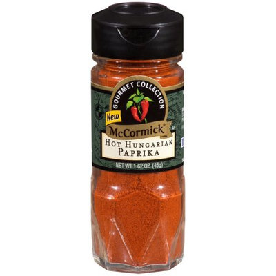 Mccormick Gourmet Collection Gourmet Collection Hot Hungarian Paprika, 1.62 FL OZ (Pack of 3)