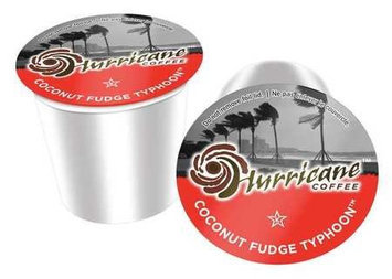 Hurricane Coffee Coffee (Coconut Fudge Typhoon, 1 Cup) [PK/24]. Model: SNHU1200