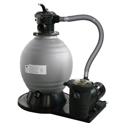 Swim Time 18-inch Above Ground Sand Filter System