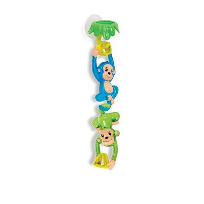 Munchkin Bubble Monkeys Bath Toy (Discontinued by Manufacturer)