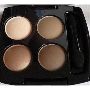 avon makeup Avon True Color Eyeshadow Quad Mocha Latte 4 shadows