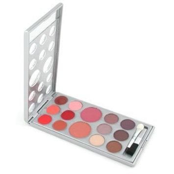 Models Prefer Professional Series Makeup Palette: 6x Eye Shadow, 2x Blush, 6x Cream Lip Gloss - -