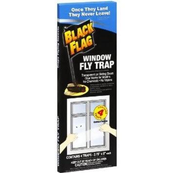 BlackFlag Black Flag Window Fly Trap Transparent Bug Killer