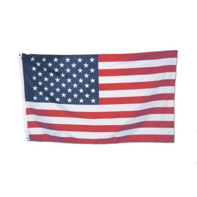 JTD Enterprises Flagpole To Go U.S. Flag Screen - 3x5'