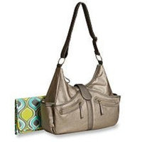 Carter's Hobo Diaper Bag - Bronze