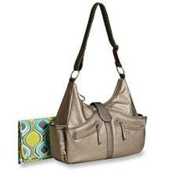 Carter's Hobo Diaper Bag - Bronze