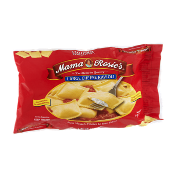 Mama Rosie's Large Cheese Ravioli