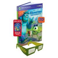 LeapFrog LeapReader Book: Disney Pixar Monsters University 3D -