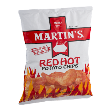Martin's Red Hot Potato Chips