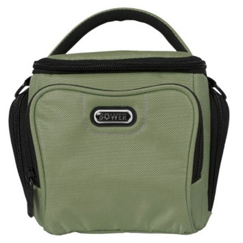 Energizer Bower Small Adjustable Dividers Dazzle Camera Accessory Bag - Green