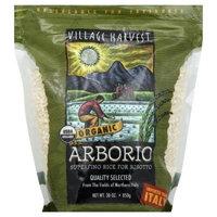 Village Harvest Organic Italian Arborio, 30-Ounce Bags (Pack of 6)