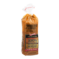 Schmidt Old Tyme 100% Whole Wheat