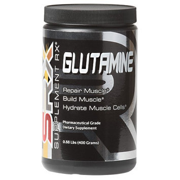 Supplement Rx Glutamine, .88 lbs (400 Grams)