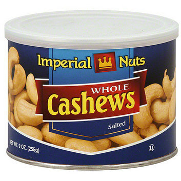 Imperial Nuts Salted Whole Cashews