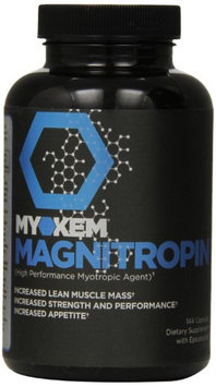 Myokem Magnitropin, Testosterone Boosting King, 144 Count