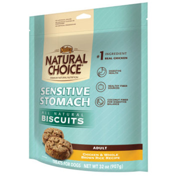 Nutro Natural Choice NUTROA NATURAL CHOICEA Sensitive Stomach Adult Dog Biscuit