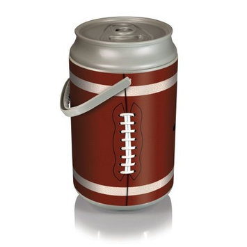 Picnic Time Mega Can Cooler - Football Can