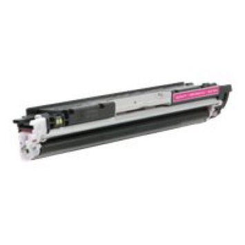 Dataproducts Toner Cartridge Replacement For HP CE313A Magenta Laser 1000 Page H3C0D28YU-1609