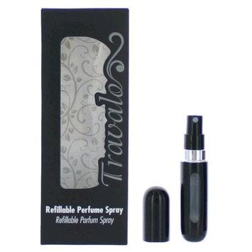 Travalo Refillable Perfume Atomizer - Jet Black