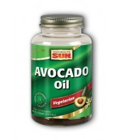 Avocado Oil Health From The Sun 60 VCaps